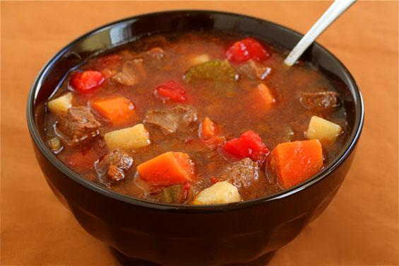 Chunky Chunk Soup