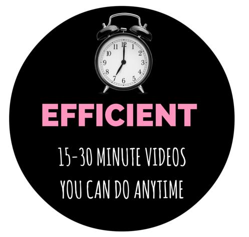 Efficient