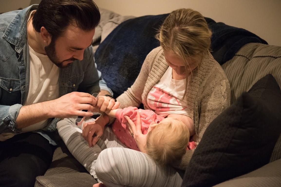 How I Ate While Breastfeeding