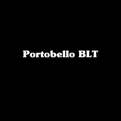Portobello BLT