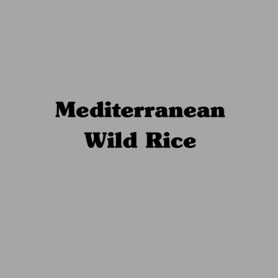 Mediterranean Wild Rice
