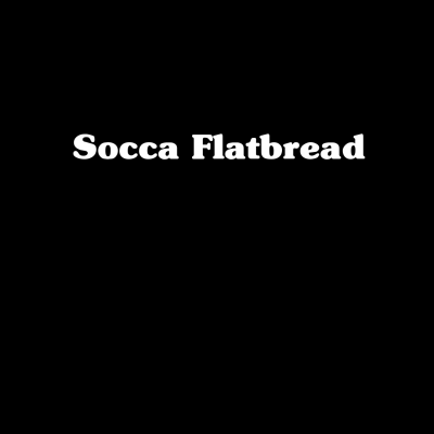 Socca Flatbread