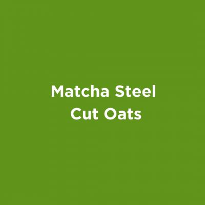 Match Steel Cut Oats