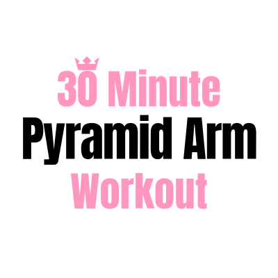 30 Minute Slow & Heavy Arm Workout