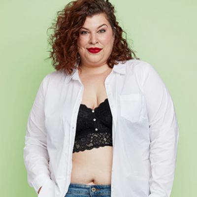 Thin Privilege: with Plus-Size Model Lora Grady