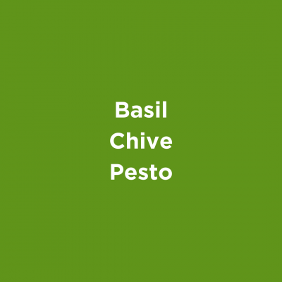 Basil Chive Pesto