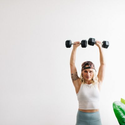 14 Minute Stacked Shoulder Workout