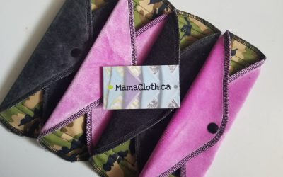 11 Reasons You Should Switch to Reusable Pads by Meg from Mama Cloth
