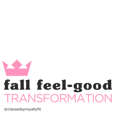 Fall Feel-Good Transformation