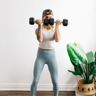 20 Minute Arms & Obliques Workout