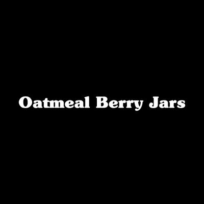 Oatmeal Berry Jars